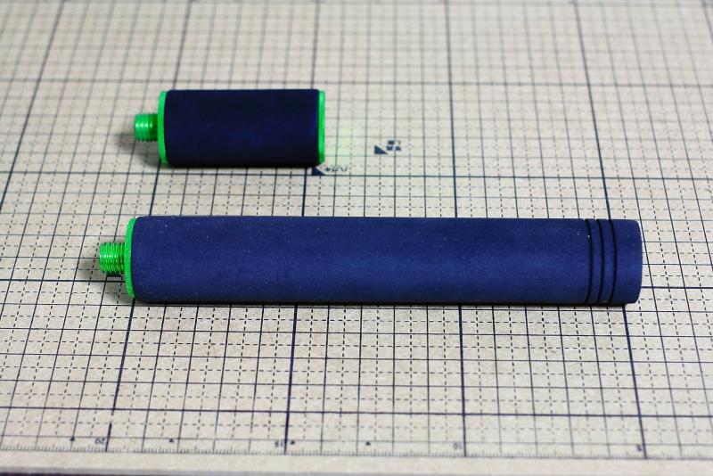 マイクロソルト用エクステンショングリップ 150mmタイプ