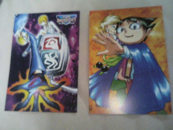 ムヒョ&ネウロ ポストカード