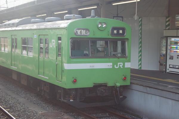 関西線 103系電車
