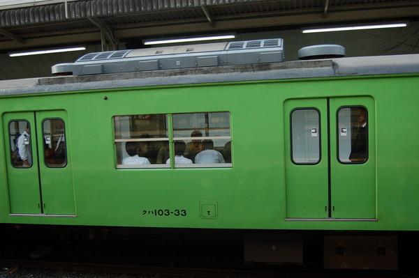 関西線 103系