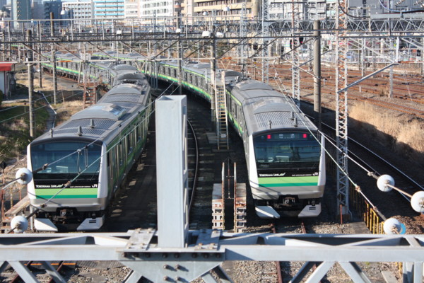 横浜線 E233系6000番台 H024