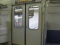 [鉄道写真]東武10000系更新車 ドア