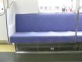 [鉄道写真]東武10000系更新車 座席
