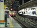 [旅行][鉄道写真]サンライズ入線