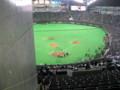 [野球観戦]2009日本シリーズ札幌ドーム6