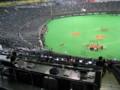 [野球観戦]2009日本シリーズ札幌ドーム5