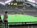 [野球観戦]2009日本シリーズ札幌ドーム4