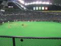 [野球観戦]2009日本シリーズ札幌ドーム2