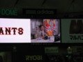 [野球観戦]2010年開幕戦マクドナルドCM