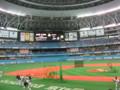 [野球観戦]京セラドーム大阪 場内2