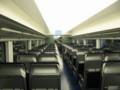 [鉄道写真]スカイライナー車内、全景