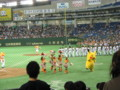 [野球観戦]2010年東京ドーム開催イースタン