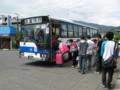 [鉄道写真][旅行]呉線代行バス
