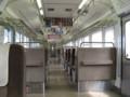 [鉄道写真][旅行]103系転クロ車内