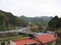 [鉄道写真]吾野駅から