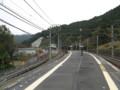 [鉄道写真]吾野駅ホーム