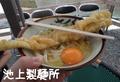 [食][うどん]池上