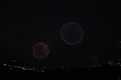 [花火][多摩川花火大会]