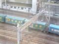 貨物列車 黒猫コンテナ