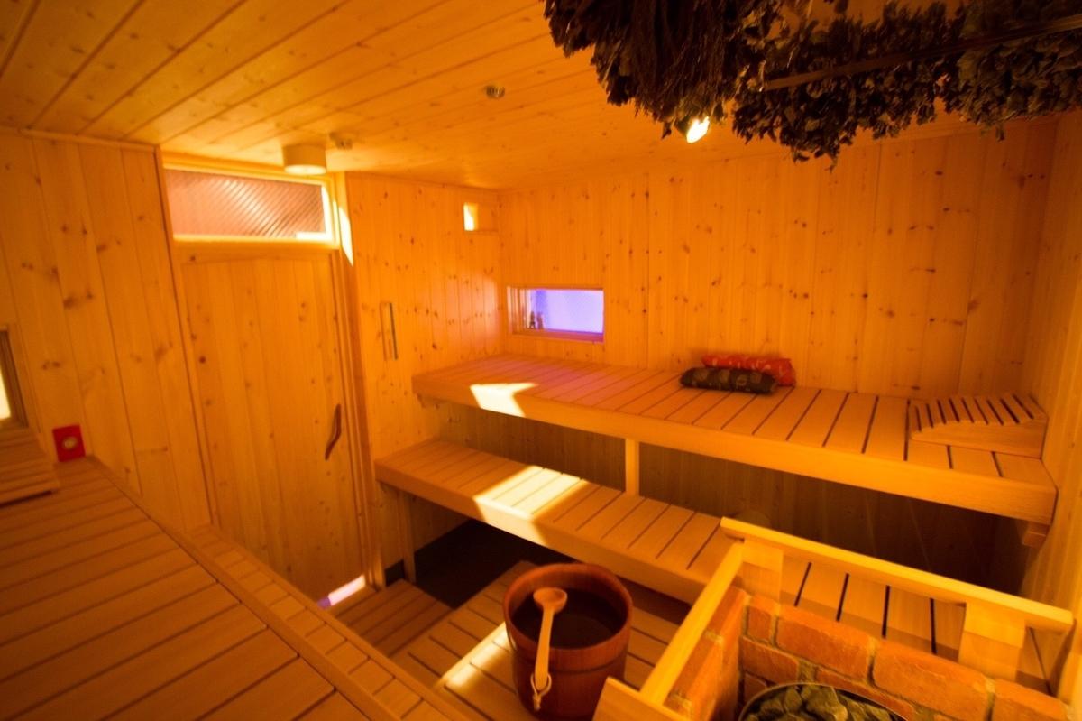 サウナラボのサウナ室の画像