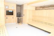 楽天地スパのサウナ室の画像
