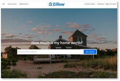 アメリカのZillowが展開するZestimate