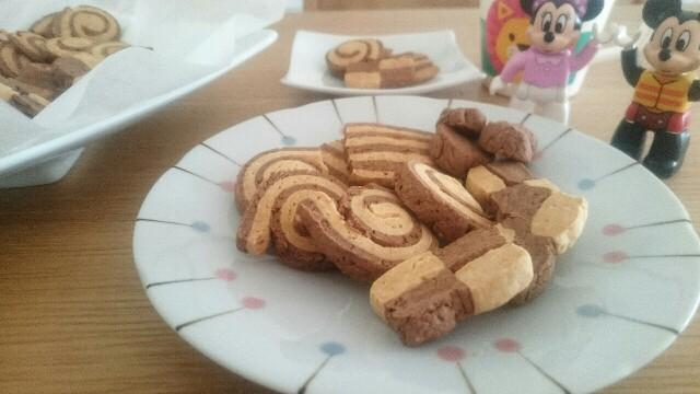 ホットケーキでつくる幼児のおやつクッキー