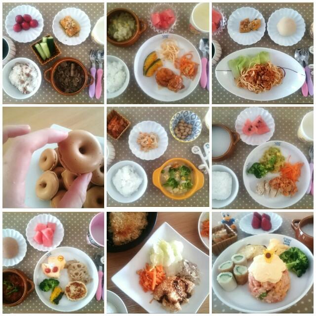 幼児食の献立と食育 野菜 魚好きな2歳児の朝 昼お弁当 晩