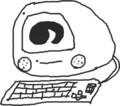 9月28日はパソコン記念日だからみんなで8001枚のパソコンの絵を描く