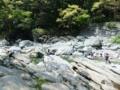 [徳島]かずら橋の下 吉野川