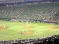 [野球]対ファイターズ戦