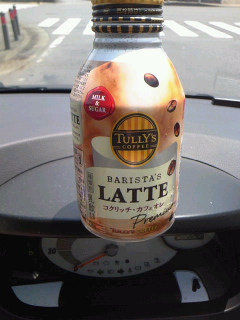缶コーヒー部