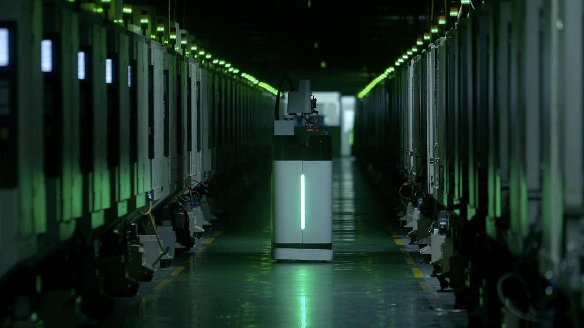 ライトハウスに認定されたフォックスコンの深セン工場
