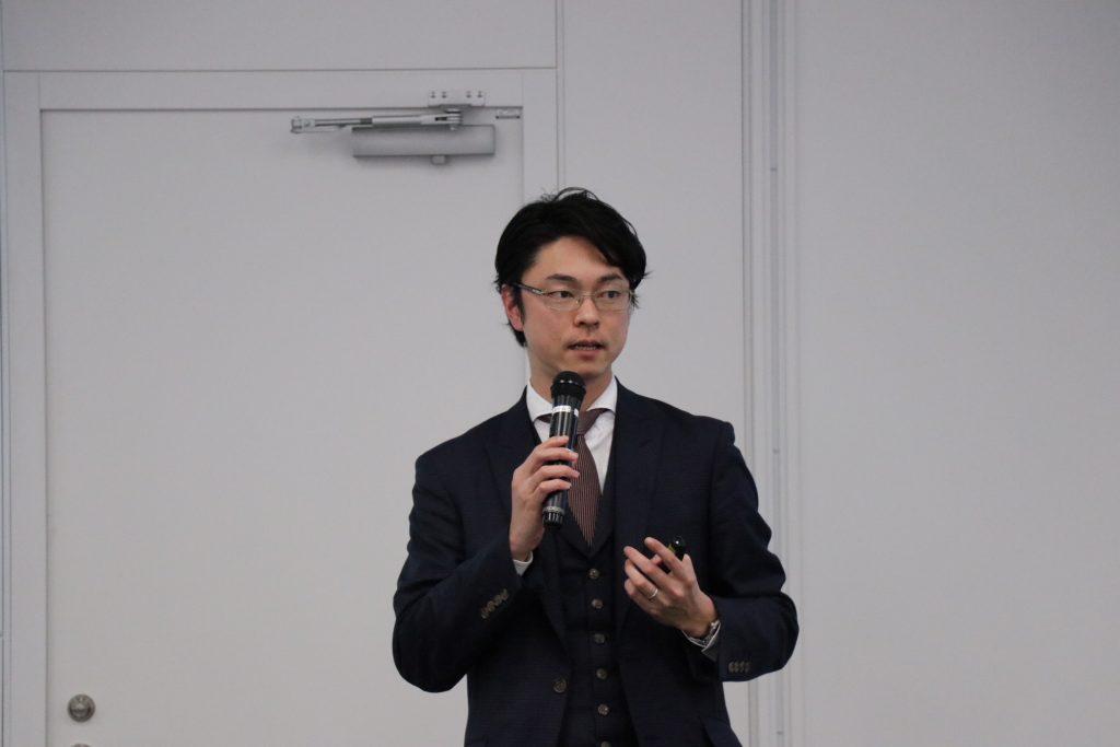 株式会社トレンドExpress 代表取締役社長 濵野智成様