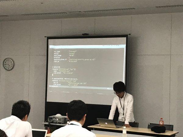 クラウドインフラをプログラムコードのように扱う