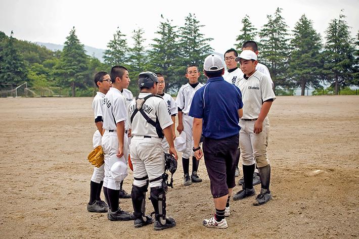 大船渡中学校 野球部
