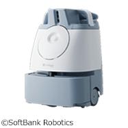 ソフトバンクロボティクスAI清掃ロボット「Whiz」