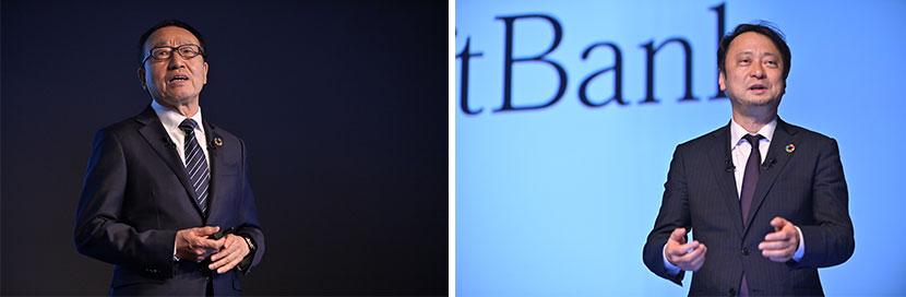 ソフトバンク決算説明会 ライブ配信の裏側