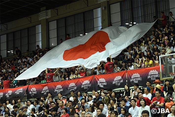 ついに始動! バスケットボール男子日本代表 世界への挑戦