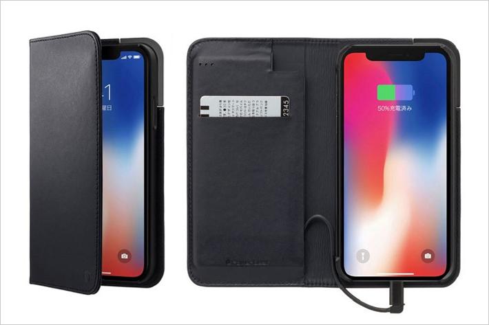 c3b50dcece 「iPhone Xを手に入れたけど、ゲームや動画に熱中しすぎてバッテリーがピンチ!」 「モバイル バッテリーを持ち歩くのはかさばるし面倒」…なんて経験はありませんか?