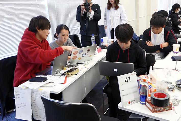 超ミライ部「Hack Day」に参戦!