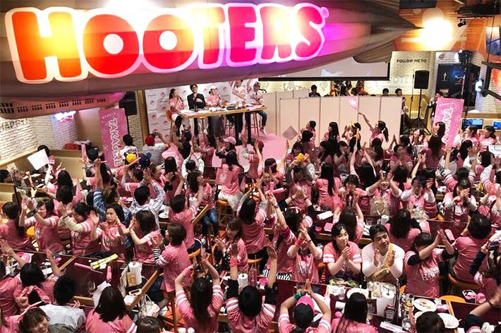 東京でもタカガールが増殖中♡ タカガールイベント開催<
