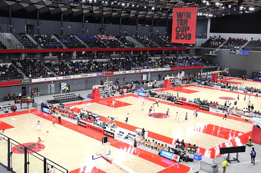 高校バスケの頂点を決める大会「SoftBank ウインターカップ2019」現地観戦レポート