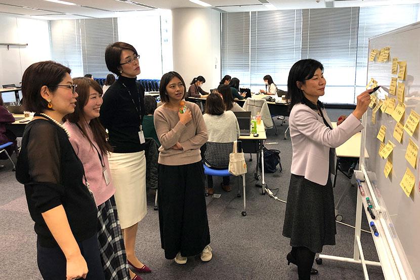 女性の活躍は、確実に企業の成長につながっていく