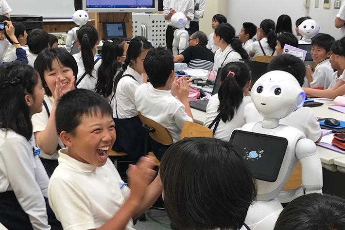 子どもたちのプログラミング学習をサポートするよ!