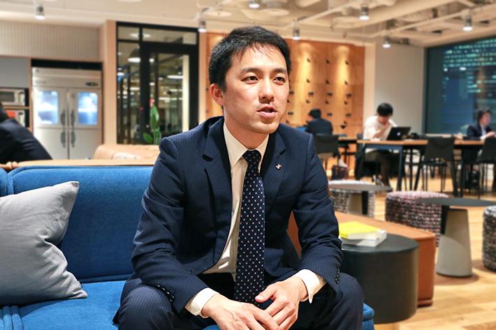 株式会社伊藤園 広告宣伝部 デジタルコミュニケーション室 角野賢一さん