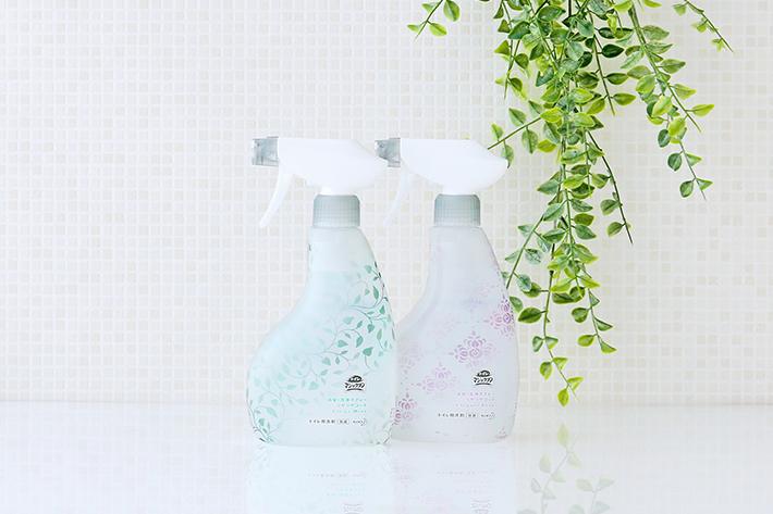 Komorebiデザインで清潔感を演出「トイレマジックリン ツヤツヤコートプラス」
