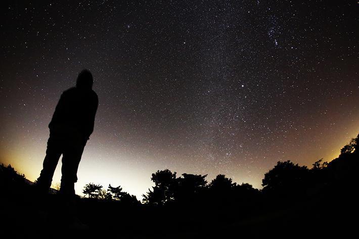 満天の星空を堪能できる「洞川キャンプ場」