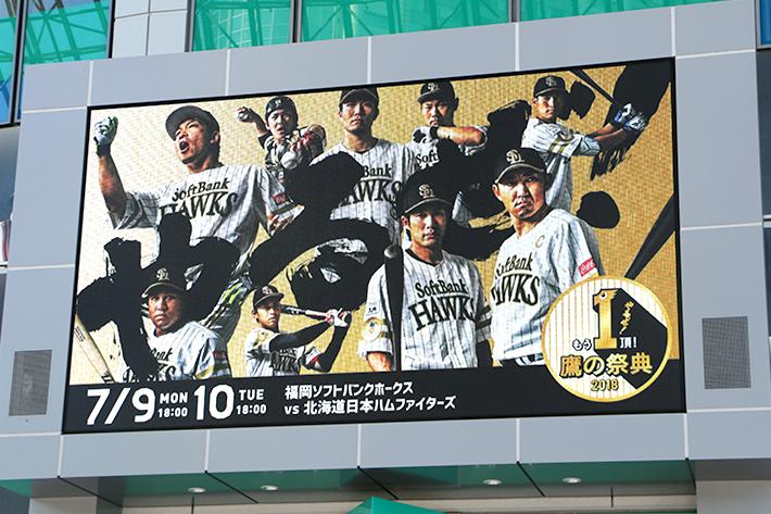 今年も灼熱の盛り上がり!「鷹の祭典2018 in 東京ドーム」