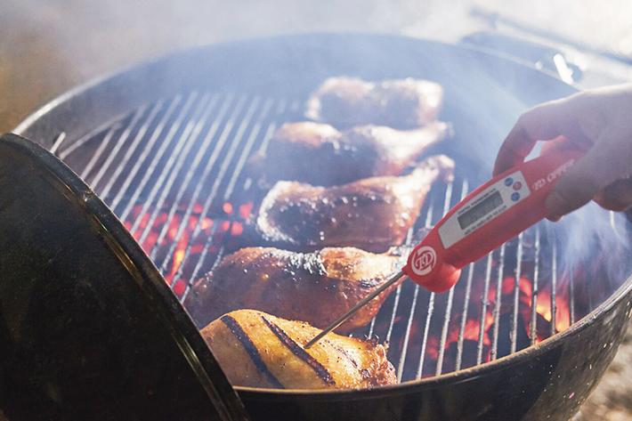 肉の最もおいしいタイミングは数値で確認しよう!